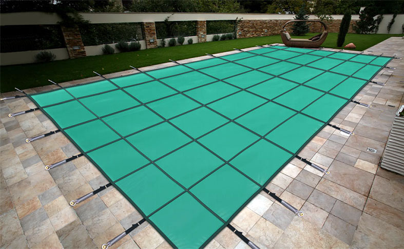 Solid Safety Pool Covers Parastar Pool Supply