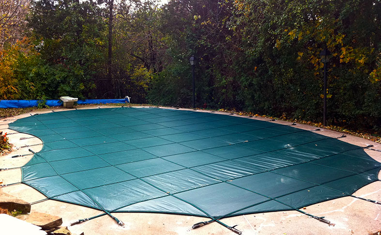 Mesh Safety Pool Covers